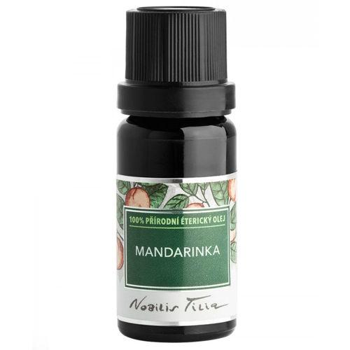 Éterický olej Mandarinka Nobilis Tilia