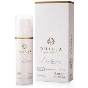 Dulcia natural Exclusive Pleťový krém denní - zpevňující