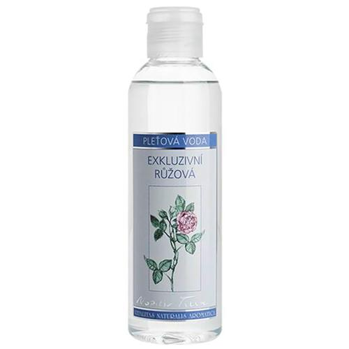 Exkluzivní pleťová voda Růžová 200 ml Nobilis Tilia