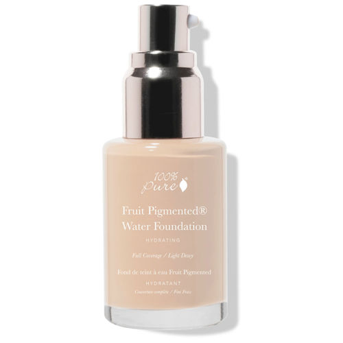Fruit pigmented® Hydratační make-up Warm 2.0 100% Pure