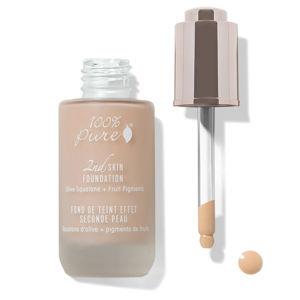 100% Pure Fruit pigmented® Make-up 2nd skin odstín 4