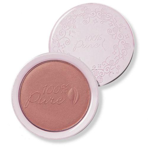 Fruit Pigmented® pudrová tvářenka Pink Plum 100% Pure