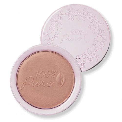 Fruit Pigmented® pudrová tvářenka Pretty Naked 100% Pure