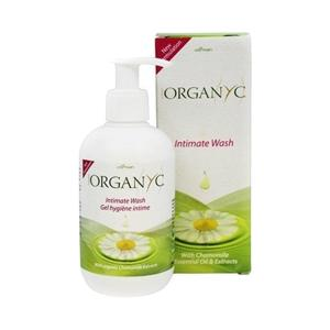 Organyc Gel na intimní hygienu s heřmánkem
