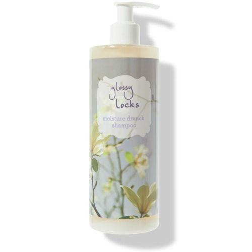 GLOSSY LOCKS Šampon obnovující hydrataci 100% Pure