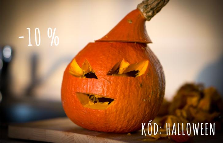 Halloween - sleva 10 % na celý nákup