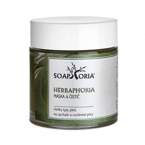 HERBAPHORIA - maska & čistič Soaphoria