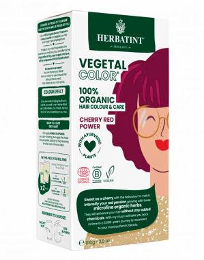 Herbatint HERBATINT bio rostlinná barva na vlasy cherry red power