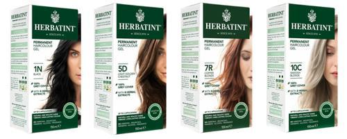 HERBATINT - představení nové značky + vzorník