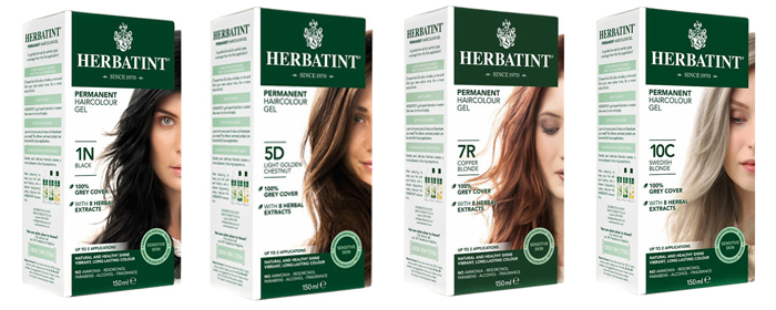 HERBATINT (se vzorníkem barev)