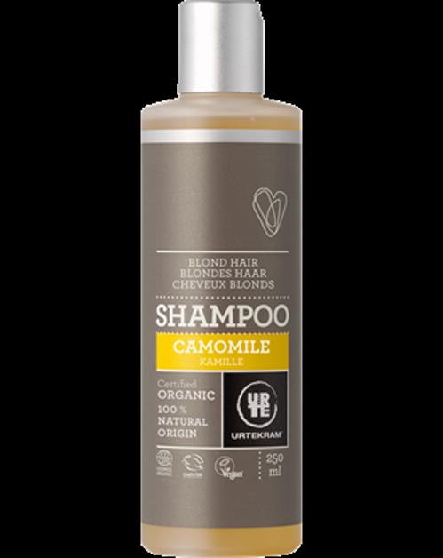 Heřmánkový šampon na světlé vlasy 250 ml Urtekram