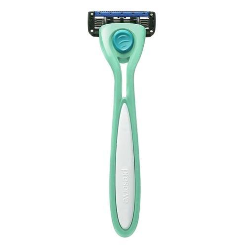 Holící strojek Shave 5 - mátově zelený Preserve