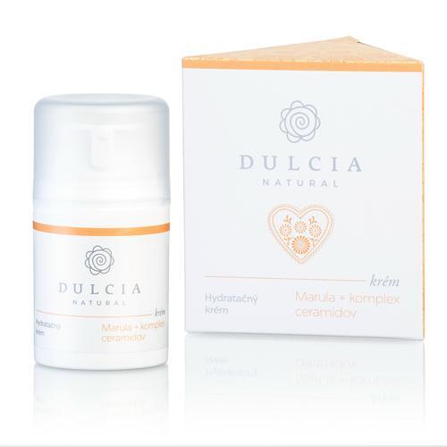 Hydratační krém - Marulový olej a komplex ceramidů Dulcia natural