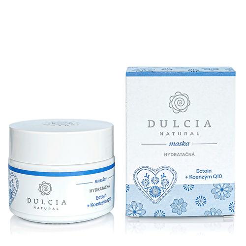 Hydratační maska Ectoin a koenzym Q10 Dulcia natural