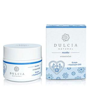 Dulcia natural Hydratační maska Ectoin a koenzym Q10