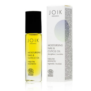 JOIK Organic Hydratační olej na nehty a kůžičku s nimbovým olejem