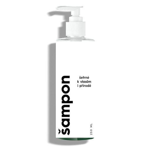 Hydratační šampon pro poškozené vlasy Voono