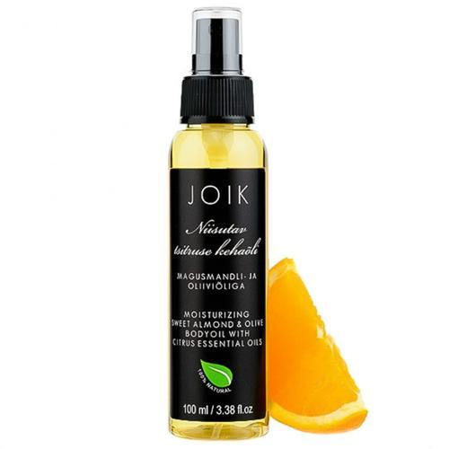 Hydratační tělový olej s olejem z citrusů Joik