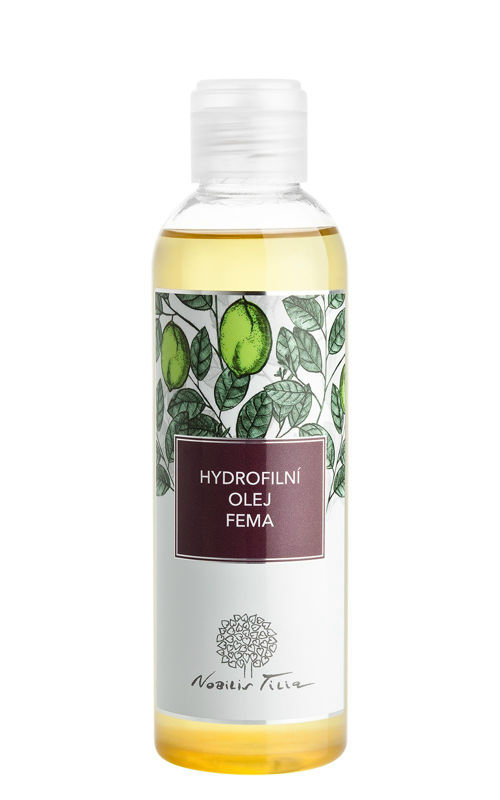 Hydrofilní olej Fema Nobilis Tilia