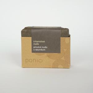 Ponio Ichtamolové přírodní mýdlo