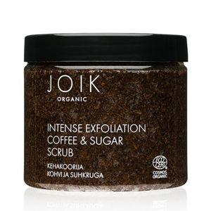 JOIK Organic Intenzivní exfoliační scrub Káva & Cukr