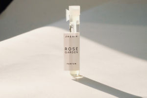 JAGAIA JAGAIA VZOREČEK Parfém Rose garden