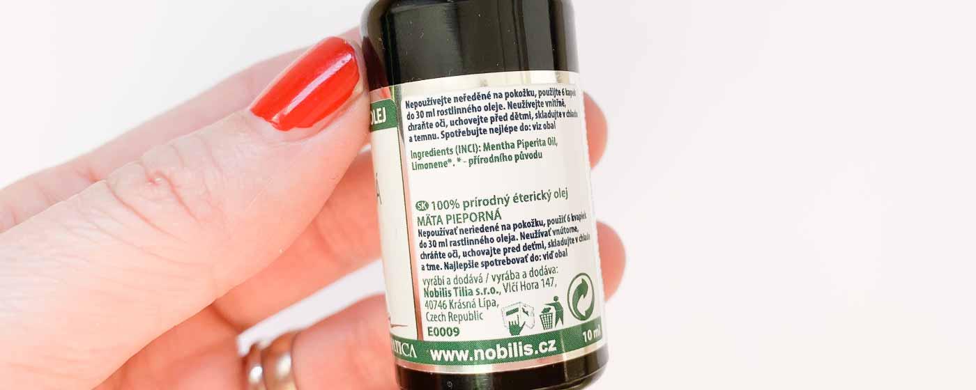 Jak vybrat kvalitní éterický olej