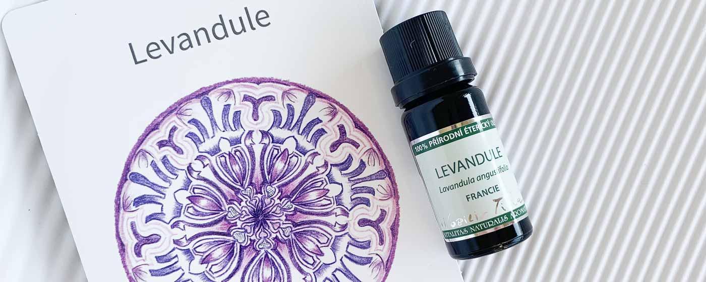 Jarní aromaterapie