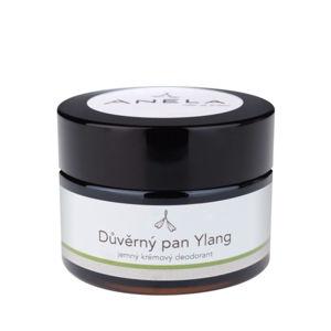 "Anela Jemný krémový deodorant ""Důvěrný pan Ylang"""