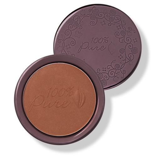 Kakaem pigmentovaný bronzer Cocoa Glow 100% Pure