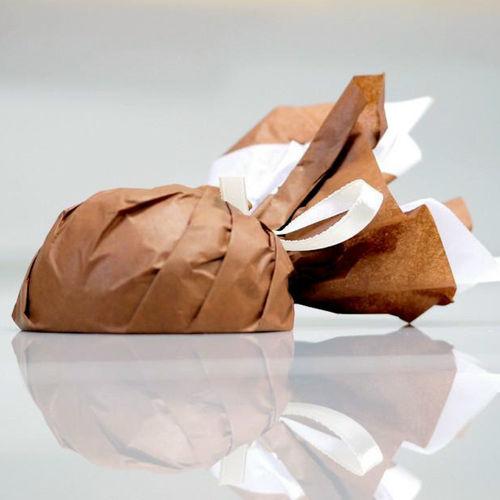 Kakaová masážní kostka XL Ponio