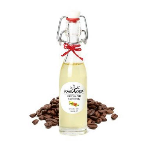 Kávový olej Soaphoria