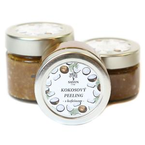 Savon Kokosový peeling s kofeinem 100 ml