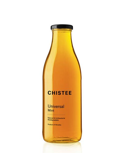 CHISTEE Univerzální čistící koncentrát ve skle Mint 1060 ml CHISTEE