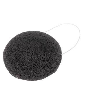 Anela Konjaková houbička černá (s bambusovým uhlím)