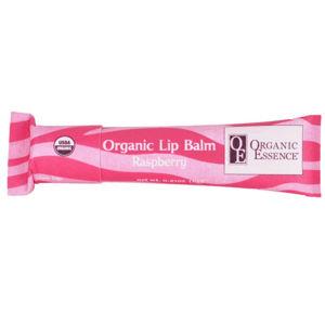 Organic Essence Pomáda na rty Malina