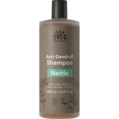 Kopřivový šampon proti lupům 500 ml Urtekram