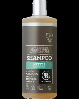 Urtekram Kopřivový šampon proti lupům 500 ml