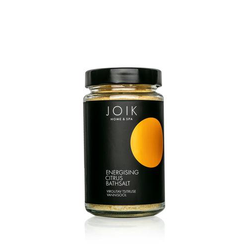 Koupelová sůl s pomerančovými, citronovými a grapefruitovými oleji JOIK HOME & SPA
