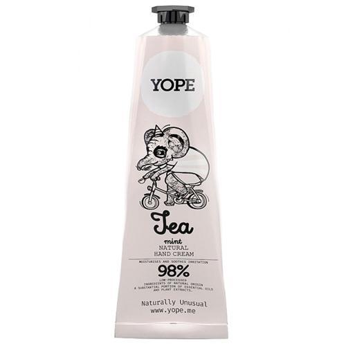 Krém na ruce Čaj a máta Yope