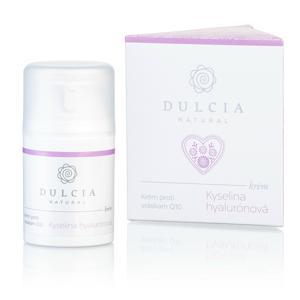 Dulcia natural Krém proti vráskám s kyselinou hyaluronovou a Q10