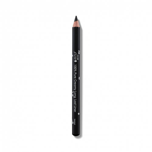 Krémová dlouhotrvající tužka na oči Blackest 100% Pure