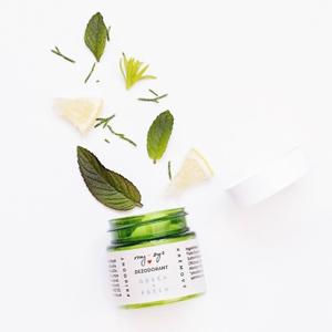 my-sys Krémový deodorant Green & Fresh