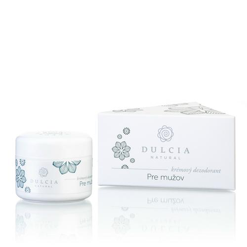Krémový deodorant pro muže Dulcia natural