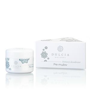 Dulcia natural Krémový deodorant pro muže