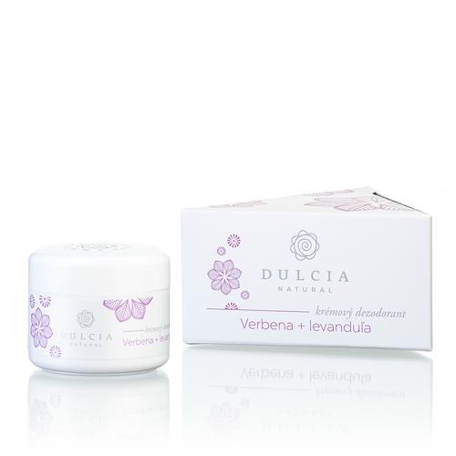 Krémový deodorant Verbena - levandule Dulcia natural