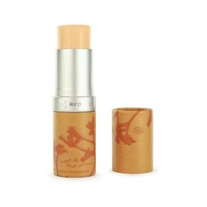 Couleur Caramel Krémový kompaktní make-up 11 BIO Light Sandy Beige