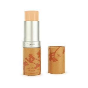 Couleur Caramel Krémový kompaktní make-up 12 BIO Light Beige