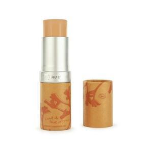 Couleur Caramel Krémový kompaktní make-up 14 BIO Golden Beige