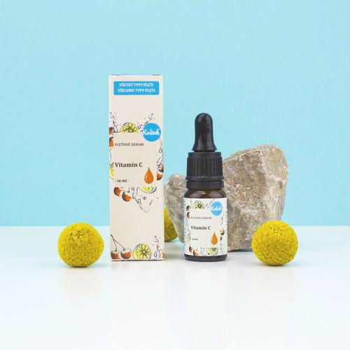 KVITOK pleťové sérum vitamín C Kvitok